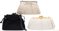 Luxury Accessories:Bags, Judith Leiber Set of Three: Clutches and Mini Backpack. Condition: 4. See Extended Condition Report for Sizes.... ... (Total: 3 )