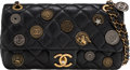 "Luxury Accessories:Bags, Chanel Limited Edition Medallion Quilted Flap Bag. Condition: 2. 11"" Width x 6.5"" Height x 3"" Depth. ..."