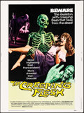 """Movie Posters:Horror, The Creeping Flesh (Columbia, 1972). Rolled, Fine/Very Fine. Poster (30"""" X 40""""). Horror.. ..."""