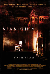 "Session 9 & Other Lot (USA Films, 2001). Rolled, Very Fine. One Sheets (3) (27"" X 40"") SS. Horror. ... (To..."