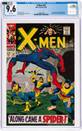Silver Age (1956-1969):Superhero, X-Men #35 (Marvel, 1967) CGC NM+ 9.6 White pages....