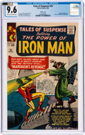 Silver Age (1956-1969):Superhero, Tales of Suspense #54 Pacific Coast pedigree (Marvel, 1964) CGC NM+ 9.6 Off-white to white pages....