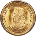 1904 G$1 Lewis and Clark Gold Dollar MS67+ PCGS. CAC....(PCGS# 7447)