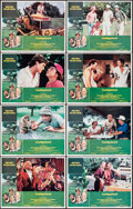 """Movie Posters:Comedy, Caddyshack (Orion, 1980). Very Fine. Lobby Card Set of 8 (11"""" X 14""""). Comedy.. ... (Total: 8 Items)"""