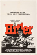 "Movie Posters:Documentary, Hitler--A Career (Aries, 1979). Folded, Fine/Very Fine. Argentinean One Sheets (2) (28.75"" X 42.25"" & 29"" X 43.25""). Documen... (Total: 2 Items)"