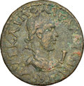 Ancients:Roman Provincial , Gallienus (AD 253-268). AE 10-Assaria...