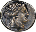 Ancients:Roman Republic, M.Volteius M.f. (78/75 BC). AR Denarius...