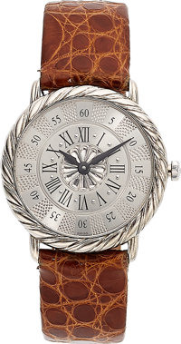Gianmaria Buccellati Lady's White Gold Audachron Watch