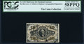 Fractional Currency:Third Issue, Wyman Courtesy Autograph Fr. 1254 10¢ Third Issue PCGS Choice About New 58PPQ.. ...