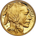 Modern Bullion Coins, 2008-W $50 One-Ounce Gold Buffalo, Early Releases, PR70 Ultra Cameo NGC....
