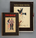 American Indian Art:Photographs, Two Complete Portfolios: Kiowa Indian Art and Pueblo Indian Painting... (Total: 2 )