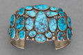 American Indian Art:Jewelry and Silverwork, A Navajo Bracelet...