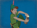 Animation Art:Production Cel, Peter Pan Production/Color Model Cel (Walt Disney, 1953) ...