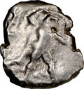 Ancients:Greek, CYPRUS. Citium. Azbaal (ca. 449-425 BC). AR stater (23mm, ...