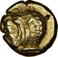 Ancients:Greek, IONIA. Erythrae. Ca. 550-500 BC. EL hecte or sixth stater ...
