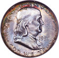 Franklin Half Dollars, 1957-D 50C MS66 NGC. NGC Census: (290/6). PCGS Population: (216/6). CDN: $75 Whsle. Bid for problem-free NGC/PCGS MS66. Min...