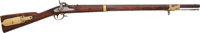 U.S. Robbins & Lawrence 1849 Percussion Mississippi Rifle