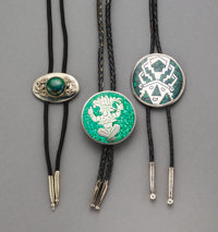 Three Mexican Bolo Ties... (Total: 3 )