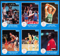 """Basketball Cards:Sets, 1986 Star Company 'Best of the Best"""" Complete Set (15)...."""