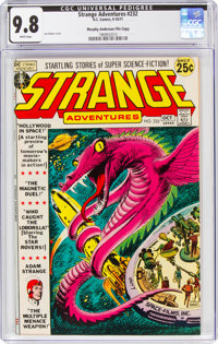 Strange Adventures #232 Murphy Anderson File Copy Pedigree (DC, 1971) CGC NM/MT 9.8 White pages