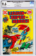 Bronze Age (1970-1979):Superhero, Legion of Super-Heroes #1 Murphy Anderson File Copy Pedigree (DC, 1973) CGC NM+ 9.6 Off-white to white pages....