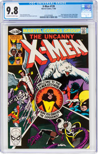 X-Men #139 (Marvel, 1980) CGC NM/MT 9.8 Off-white to white pages