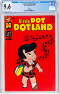 Silver Age (1956-1969):Humor, Little Dot Dotland #3 File Copy (Harvey, 1962) CGC NM+ 9.6 Off-white to white pages....