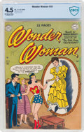 Golden Age (1938-1955):Superhero, Wonder Woman #38 (DC, 1949) CBCS VG+ 4.5 Off-white to white pages....