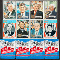 "Non-Sport Cards:Sets, 1972 Topps ""U.S. Presidents"" Near Set (40/43) And Campaign Posters (8) Plus Extras (22)...."