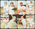 Baseball Cards:Sets, 1971 Topps Super Baseball Partial Set (41/63) Plus Extras (7). ...
