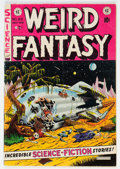 Golden Age (1938-1955):Science Fiction, Weird Fantasy #20 (EC, 1953) Condition: VG....