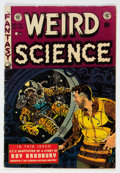 Golden Age (1938-1955):Science Fiction, Weird Science #19 (EC, 1953) Condition: VG+....