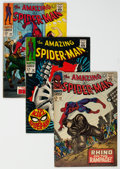 Silver Age (1956-1969):Superhero, The Amazing Spider-Man Group of 45 (Marvel, 1966-75) Condition: Average VG/FN.... (Total: 45 )