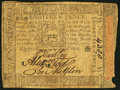 Colonial Notes:Pennsylvania, Pennsylvania October 1, 1773 18d Very Fine.. ...