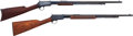 Long Guns:Slide Action, Lot of Two Winchester Slide Action Rifles.. ... (Total: 2 )