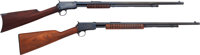 Lot of Two Winchester Slide Action Rifles. ... (Total: 2 )