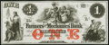 Obsoletes By State:New Hampshire, Rochester, NH- Farmers' and Mechanics' Bank $1 Nov. 1, 18__ Remainder Choice Crisp Uncirculated.. ...
