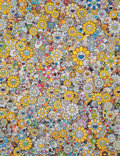 Prints & Multiples, Takashi Murakami (b. 1962). MG: 1960-2012, 2012. Offset lithograph in colors on paper. 27 x 20-3/4 inches (68.6 x 52.7 c...