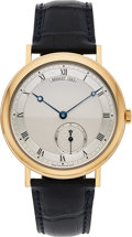 Timepieces:Wristwatch, Breguet, Very Fine Classique Ref. 5140, 18k Gold, Circa 2012. ...