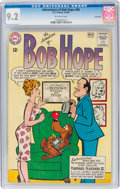 Silver Age (1956-1969):Humor, The Adventures of Bob Hope #86 Savannah Pedigree (DC, 1964) CGC NM- 9.2 Off-white pages....