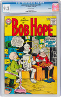 Silver Age (1956-1969):Humor, The Adventures of Bob Hope #90 Savannah Pedigree (DC, 1964) CGC NM- 9.2 Off-white pages....