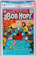 Silver Age (1956-1969):Humor, The Adventures of Bob Hope #97 Savannah Pedigree (DC, 1966) CGC VF/NM 9.0 Cream to off-white pages....