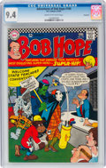 Silver Age (1956-1969):Humor, The Adventures of Bob Hope #104 Savannah Pedigree (DC, 1967) CGC NM 9.4 Cream to off-white pages....