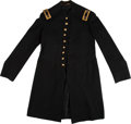 Militaria:Uniforms, Union Infantry Captain's Frock Coat.. ...