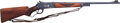 Long Guns:Lever Action, Winchester Model 71 Lever Action Rifle.. ...