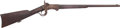 Long Guns:Single Shot, Civil War Burnside Single Shot Saddle Ring Carbine.. ...