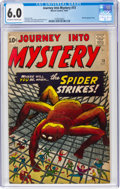 Silver Age (1956-1969):Mystery, Journey Into Mystery #73 (Marvel, 1961) CGC FN 6.0 Off-white to white pages....