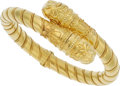 Estate Jewelry:Bracelets, Gold Bracelet, Lalaounis. ...