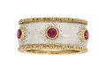 Estate Jewelry:Rings, Ruby, Gold Ring, Buccellati . ...
