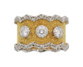 Estate Jewelry:Rings, Diamond, Gold Ring, Buccellati. ...